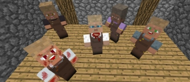 Popular Texture Pack : The Resource Pack About Villagers! by GoldZombie