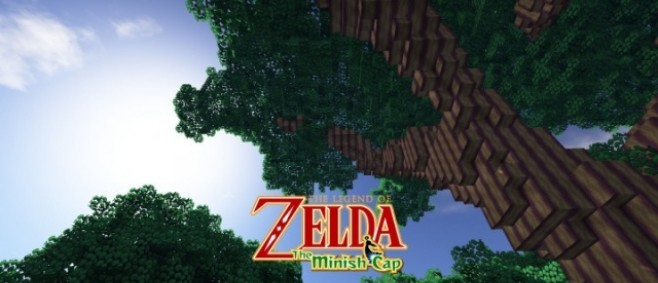 Popular Texture Pack : Zelda: The Minish Pack by Tadninja