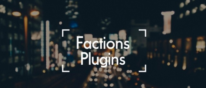 Popular Blog Post : Factions Server and Plugins - What to use and Downloads. by ITZ ROYAL