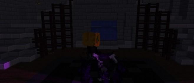 Popular Mod : Headless Horseless Horsemann in Minecraft mod! by SoldierMrx3000