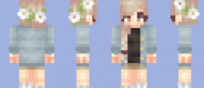 Popular Skin : Idek ∴ Boy version by Keekclipse