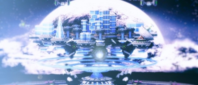 Popular Project : Exnova - The Hologram City by FaizelB