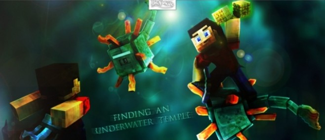 Popular Blog Post : Minecraft Graphics Design by VandalizeDesigns