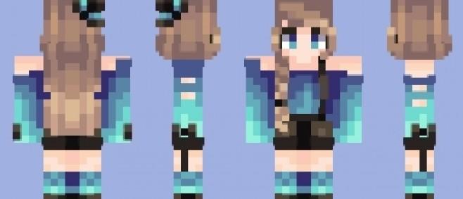 Popular Skin : Fantasy / Raffle Winners! c; by _Stargazer_