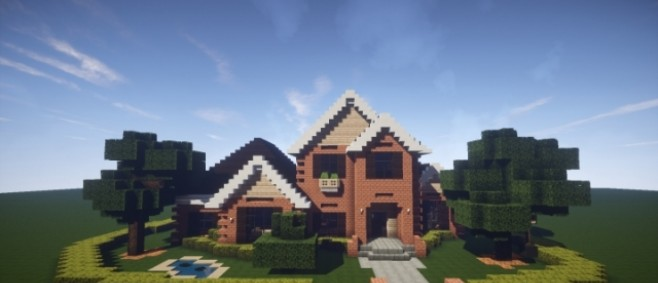 Popular Project : Brick House by Rattyguy01