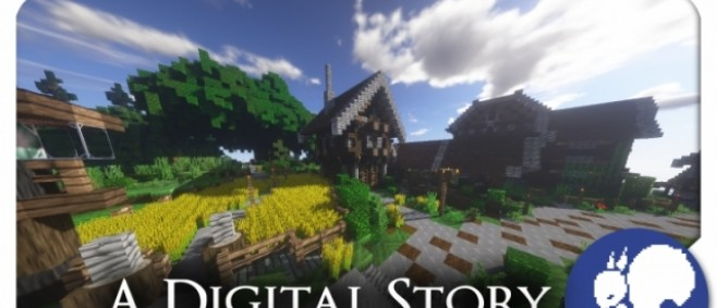 Popular Texture Pack : A Digital Story x32 - Minecraft 1.10 (Medieval Fantasy) by DigitalSquirrelYT