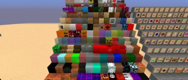 Popular Texture Pack : Four Facet Fun Halloween Resource Pack by RedDiamond__