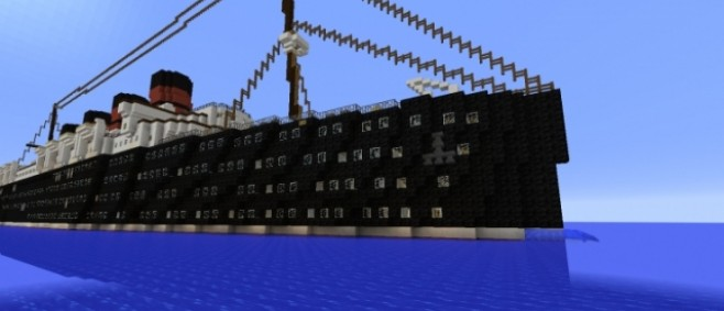 Popular Texture Pack : Moving Water Pack for my ships by Ram399