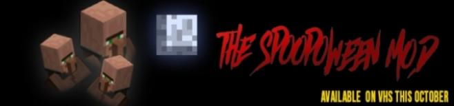 Popular Mod : Spoopoween (Halloween Mod) [1.8] by Soggy_Mustache