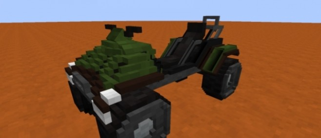 Popular Texture Pack : Pack QUAD ! [1.10.2] by flagman2405
