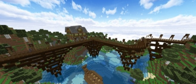 Popular Texture Pack : e___EMIL___l's casual PvP UHC pack with clear GUI, low fire 1.10 by e___EMIL___l
