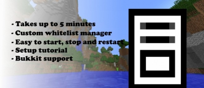 Popular Mod : SoftServers 2.0 pre build 1.1.2 : Minecraft server creator by Byliss
