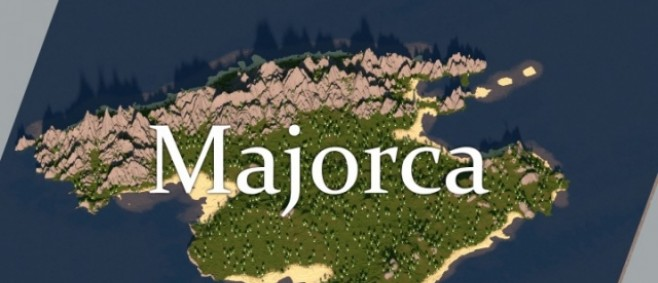 Popular Project : Majorca -Realistic Terrain- by Reer123