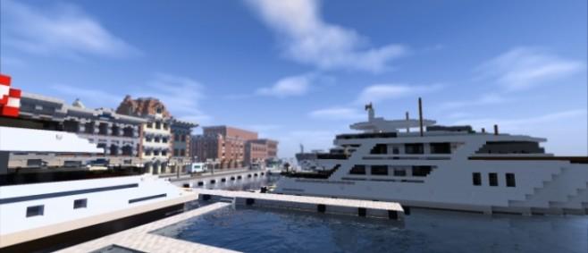 Popular Project : City Of Gladiolus by Azure Aventador