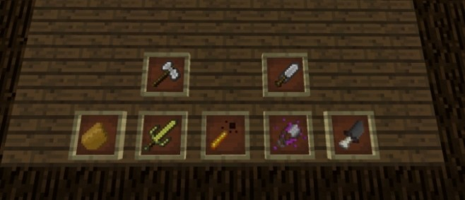 Popular Texture Pack : -= Kit-PvP Custom Weapons 1.0 =- (W.I.P) by [_RyanDxxx_]