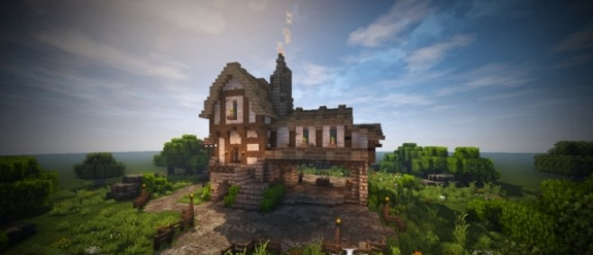 Popular Project : Medieval Forge #WeAreConquest (Timelapse + Download) by Boitameu