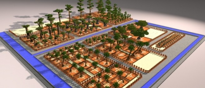 Popular Project : Download-V1 EXOTIC and DESERT TREES - shematics pack by Eremilion