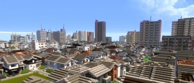 Popular Project : Sayama City -Japanese modern city world- by SayamaCityProject