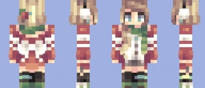 Popular Skin : Holiday Cheer by Oblivion