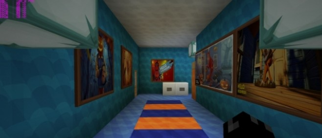 Popular Texture Pack : Hello Neighbor! Texture Pack&Map! by 303 Error