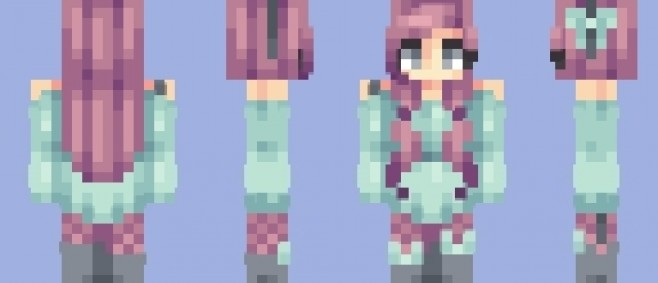 Popular Skin : young - st by Felll