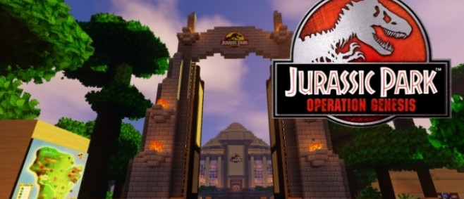 Popular Texture Pack : Jurassic Park Isla Nublar texture pack by SpinoJP by iWufei