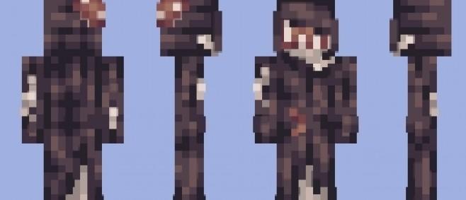 Popular Skin : Decayed 🔪 by FrozenMilk