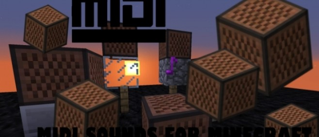 Popular Texture Pack : MIDI Sounds ~ Resource Pack by EinfachNurToni