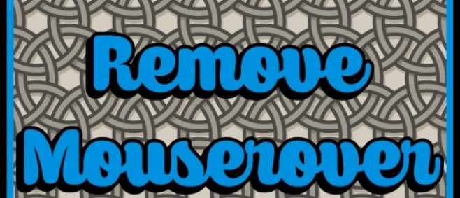 Popular Mod : Remove Mouseover Highlight - 1.7.10 - 1.10.2 - 1.11.2 by MrAmericanMike