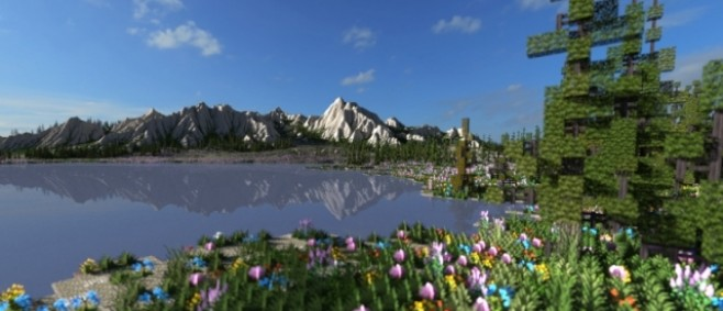 Popular Project : Mountain Valley Meadow - Ultra Realistic Terrain by chronomancer