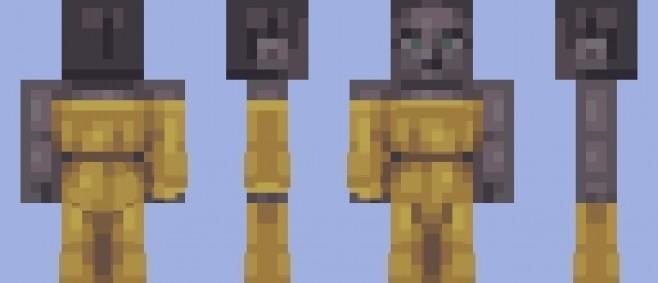 Popular Skin : super black laduy by AmdalAuara
