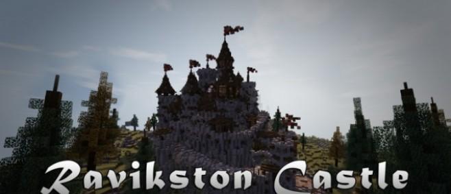 Popular Project : Medieval Castle - Ravikston Castle by Ravick