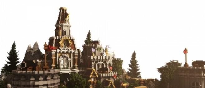 Popular Project : City of Korena - Spawn by Maaki