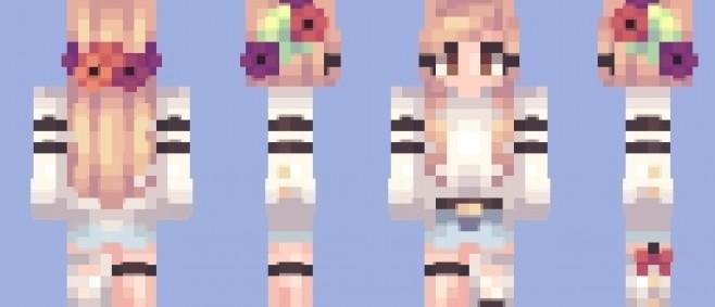 Popular Skin : The cutie by MumuFox_