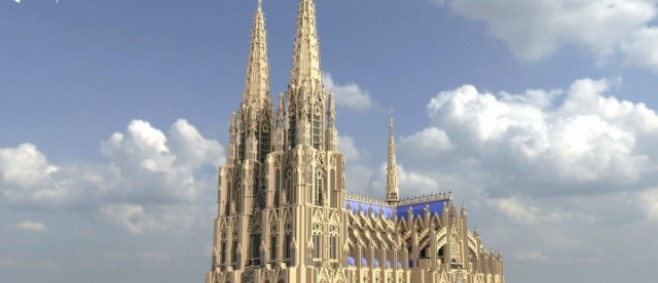 Popular Project : The Great VotMaf Cathedral by VotMaf