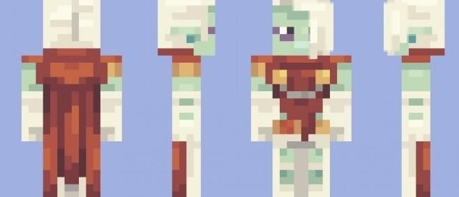 Popular Skin : The Legend of Zelda - Demon Lord Ghirahim by Drzzter