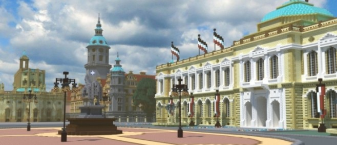 Popular Project : Dresden by ReichsBaumeister