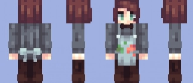 Popular Skin : Extended Submission Days For Witchu's Contest (Yayy.) // Girl Version. At Desc by FragileTerrarium