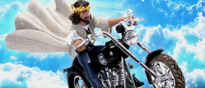 Popular Blog Post : Jesus and the Banana peel by Hrisii