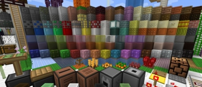 Popular Texture Pack : Shiny Pixels | Bright and Squary! by WolfieTundra