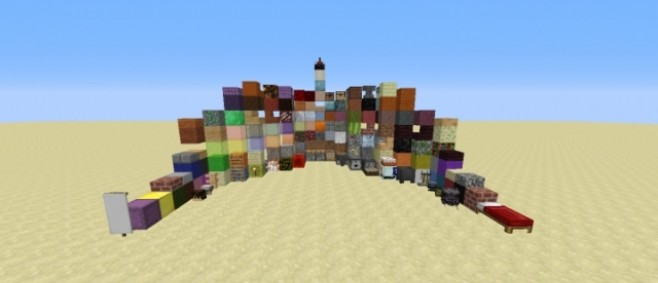 Popular Texture Pack : Realistic Adventure (For Adventure Maps From AutoStone) by AutoStone