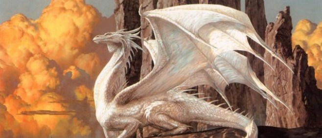 Popular Blog Post : The world of Dragons the series of planet lunar book two by creeper woman