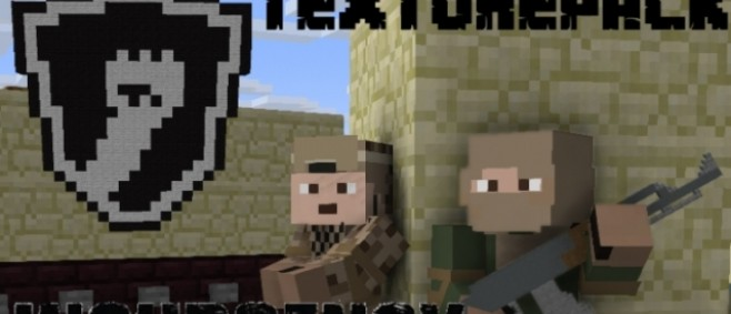 Popular Texture Pack : Insurgency styled Texturepack (16x16 - 1.11) by RamGilamar