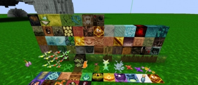Popular Texture Pack : Rayman 2 Texture Pack For 1.11 by Exaude