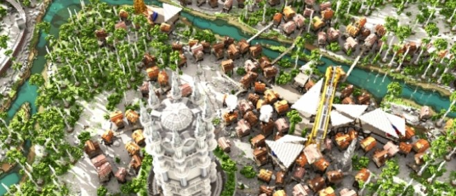 Popular Project : The Floodplains by Necrosys