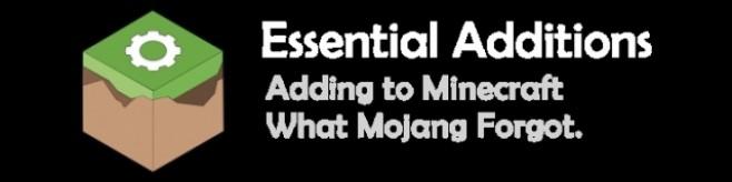 Popular Mod : Essential Additions Mod by spikespaz
