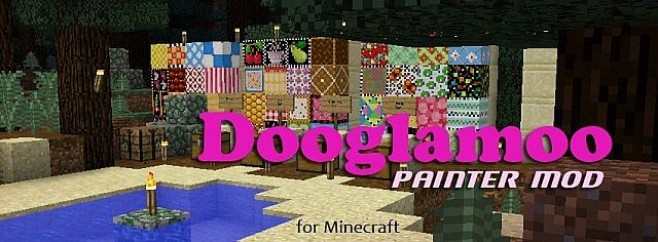 Popular Mod : Dooglamoo Painter Mod by Dooglamoo
