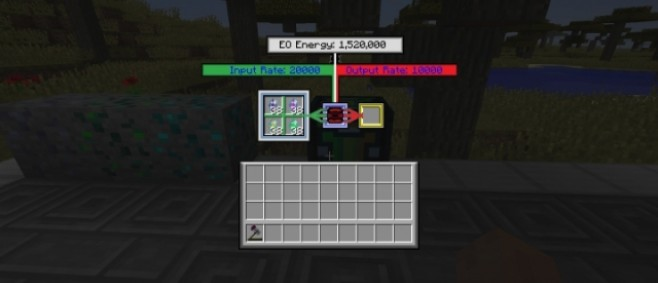 Popular Mod : Energy Tools 1.0.3 by atijaf