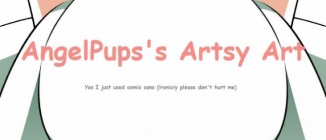 Popular Blog Post : My Artsy Art by Angelpups