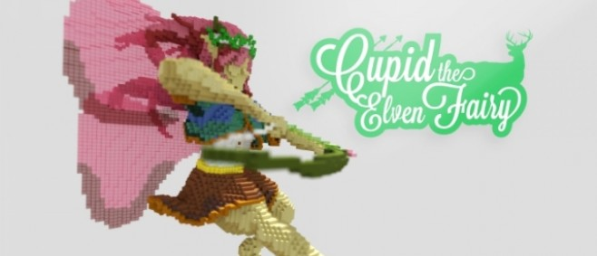 Popular Project : Cupid the Elven Fairy by Kevaasaurus